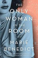 """Alt=""""the only woman in the room by Marie Benedict"""""""